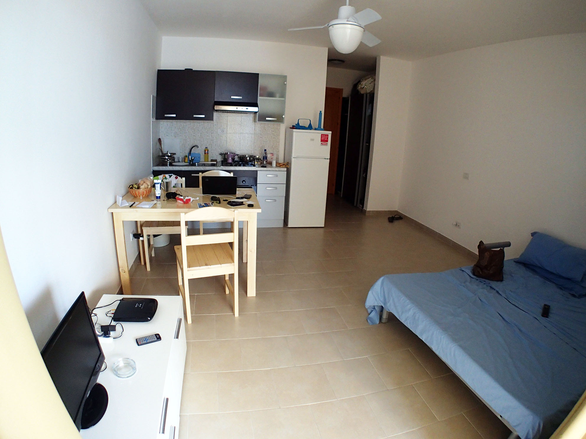 My new appartment